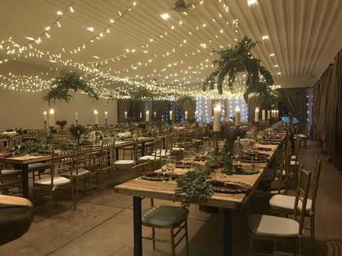 Windhoek Wedding Venue Reception Decor