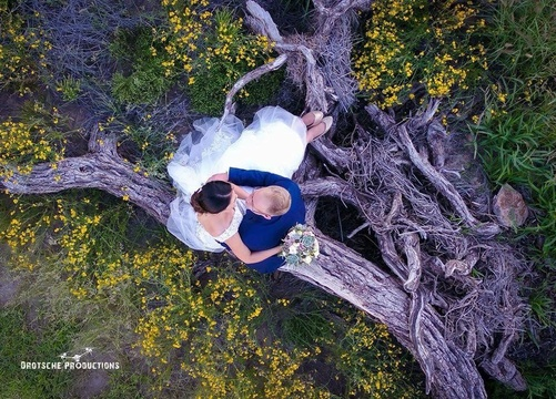Windhoek Wedding Venue Bride & Grooms Photoshoot