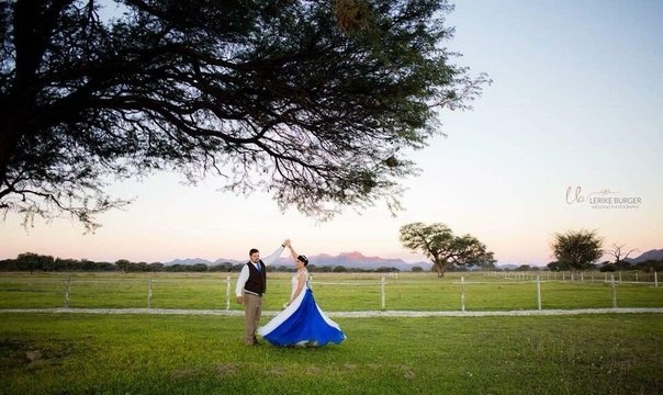 Windhoek Wedding Venue Bride & Groom Dancing