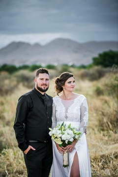 Windhoek Wedding Bride & Groom