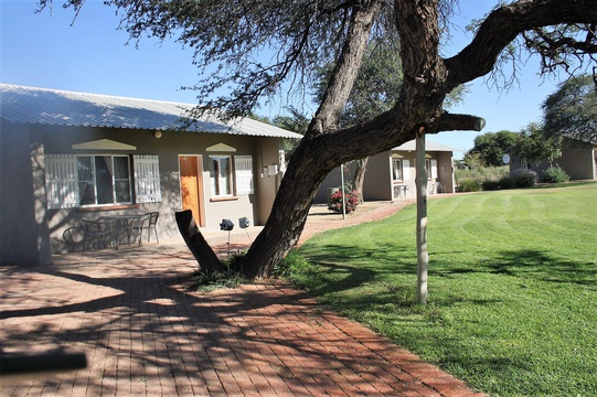 Windhoek Accommodation Garden Area